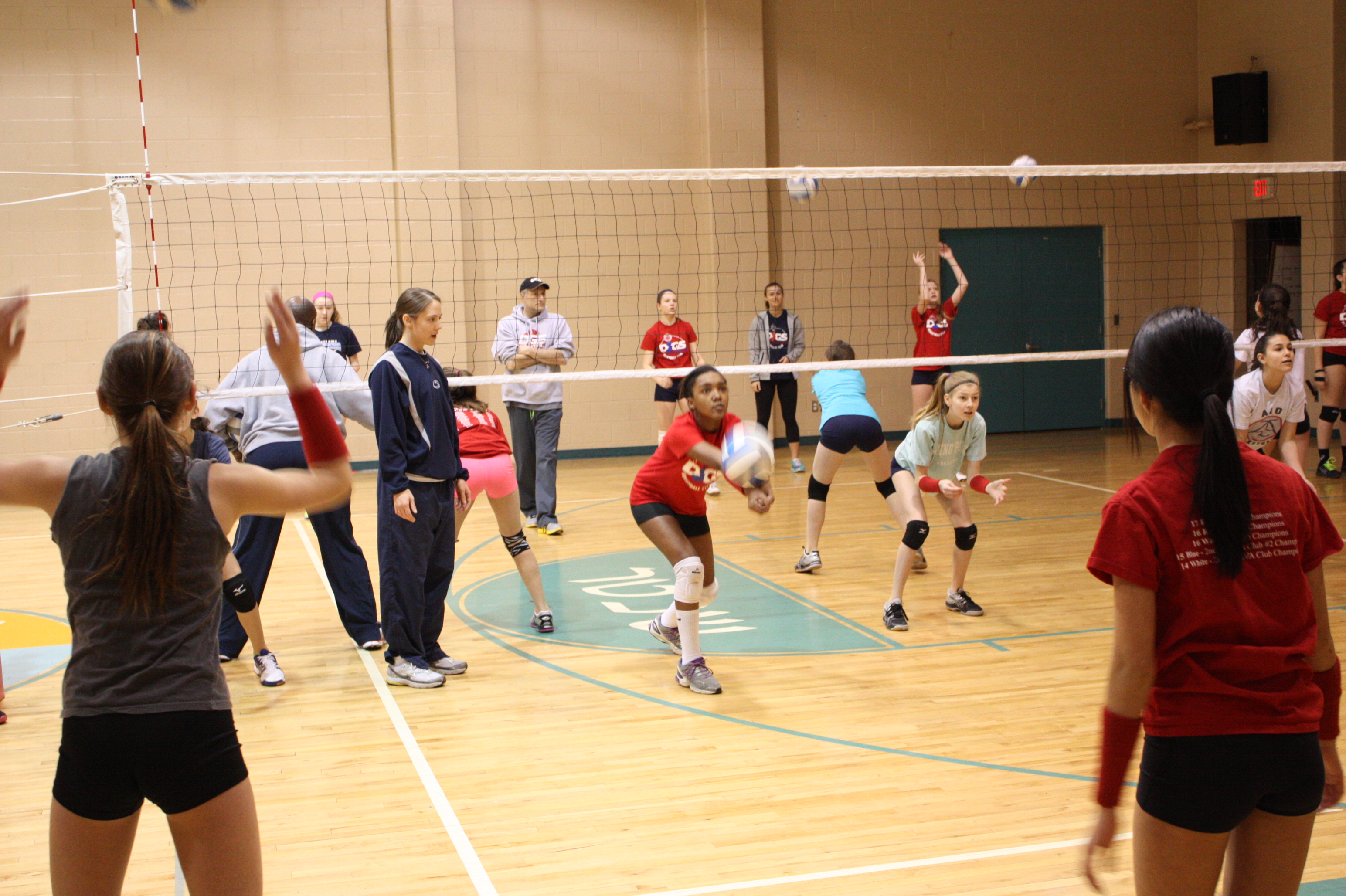 Digs A Bergen County New Jersey Girls Volleyball Club